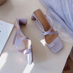 The post Chiko Katlynn Square Toe Block Heels Sandals appeared first on Chiko Shoes. Pretty Shoes, Cute Shoes, Me Too Shoes, Sandals Outfit, Women's Shoes Sandals, Sandal Heels, Heeled Sandals, Strappy Sandals, Flat Sandals