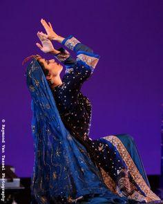 Leila Sadeghi  Ballet Afsaneh