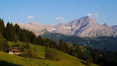 Grand Muveran - Petit Muveran - Miroir d'Argentine, depuis le Col de Soud www.villars.ch Ski, Argentine, Nice View, Landscapes, Mountains, Nature, Travel, Hill Country Resort, Mirror