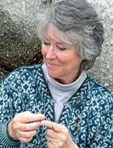 Meg Swanson-the mother of knitting