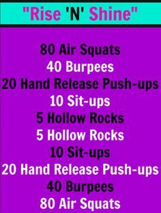 if you want/need a short workout, and to build strength/fitness. Could use for interval training, as well.
