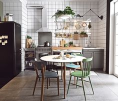 Scandinavian Kitchens: Ideas