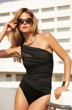Miraclesuit® 'Jena' One Piece Swimsuit $150
