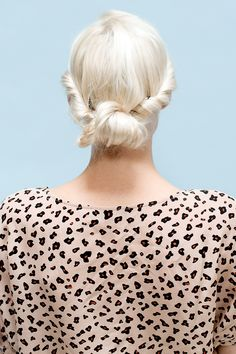 Bun Hairstyles - Easy Chic Updo Looks For Long Hair