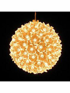 LED Blossom ball