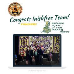 Congrats Grace!! Congrats Lydia!!!! Congratulations Gavan!!!!  #WINishfree  #TEAMInishfree  #TBGA #SRO2015 #Dallas  #InishfreeMexico  Tania Martínez  #IrishDancer  #InishfreeTeam  #Inishfree School of #IrishDancing  #Academia de #DanzaIrlandesa  #InishfreePedregal  #InishfreeToluca  #SoftShoes #Dance #Danza #Feis