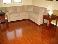 Hardwood Flooring by AromaZ Home
