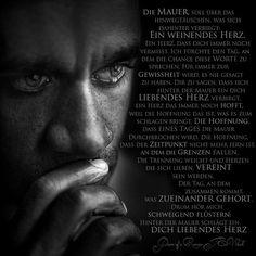 heart2soul   DIE MAUER - Poem of a Runner   #Runner #Dualseelen #Seelenpartner #Zwillingsflammen #JSWiech