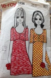 vintage pattern illustration by Barbara Hulanicki #biba