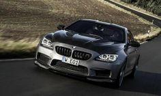 Manhart/BMW MH6 700 - 743 HP/703 lb-ft of torque #BMW