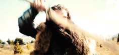 No one wields Orcist like Thorin. [GIF]