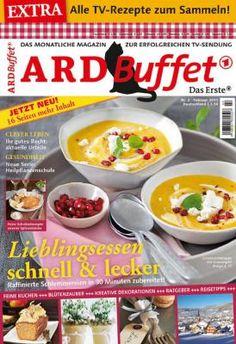 ARD Buffet Magazin 2/2015 Lieblingsessen schnell & lecker