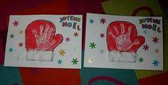 Les petites mains sont bien au chaud !