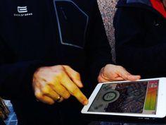 Exploramás organizó una divertida gymkana con iPad en Barcelona para un Fam Trip y que ayudó a los participantes a descubrir el destino.