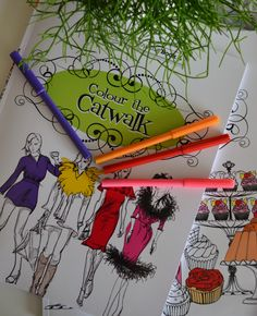 Colouring Book for Adults? A Happy Place I'd Long Forgotten.