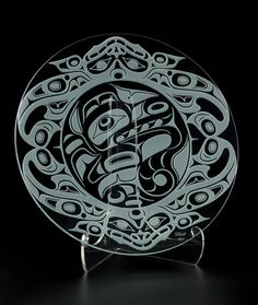 Inuit Gallery of Vancouver. Masterworks of Inuit and Northwest Coast Native Art, Native American Art, Native Drawings, Wolf World, Planet Tattoos, Tlingit, Native Design, Fire Dragon, Indigenous Art