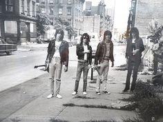 The Ramones | Joey DeeDee Tommy Johnny Ramone | K N | Flickr