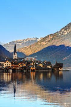 "allthingseurope: "" Hallstatt, Austria (by Fotos RR) """