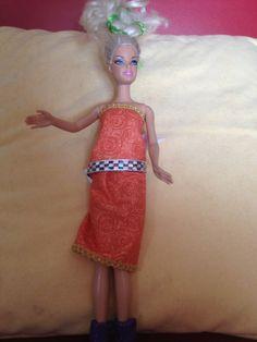 Casacca e gonna per la Barbie