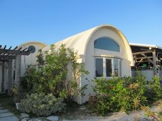 Eleuthera Island School - Bahamas - Cal-Earth Vaults