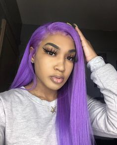 Hair Grade: Magic Love Hair Unprocessed Virgin Human Hair Hair Color: same as the pic Quality:&nb Frontal Hairstyles, Weave Hairstyles, Straight Hairstyles, Hairdos, Hairstyles Videos, Simple Hairstyles, Baddie Hairstyles, Ponytail Hairstyles, Vintage Hairstyles