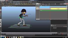 Maya Trax Editor Tutorial - by Matty Mac