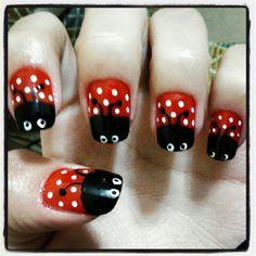 Great cool nail design | Nail art style