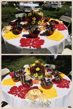 Table Decorations at Kings County Salute to Ag Banquet - Google Search
