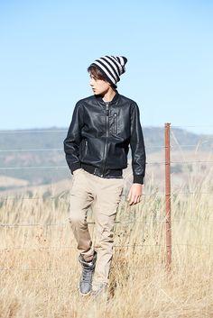 Tyler PU Jacket + Nomad Pant - Pavement Brands