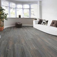 Mammut 4792 Macro Oak Grey|| | Avenyen Grey Kitchen Floor, Kitchen Flooring, Grey Flooring, Hardwood Floors, House Tours, Tile Floor, Home, Full Figured, Paving Slabs