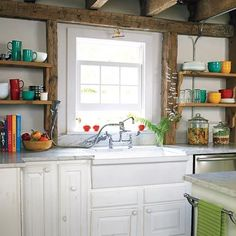 Kitchen Design & Remodeling : A Decade to the Perfect Family Farmhouse