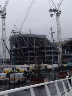South stand coming along nicely