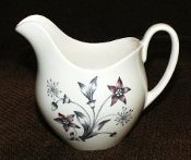 Johnson Brothers Titania Red Creamer