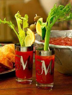 Ponche de Santa María. Bloody Mary