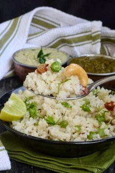 everyday musing: Vrat ka Pulao. A simple gluten free recipe made with barnyard millet.
