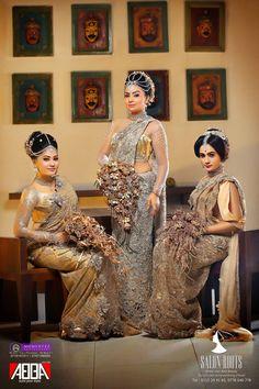 Dressed by RASIKA LAKMALI.. salon ROOTS..
