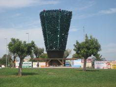 Rotonda de la Gran Albahaca (Bétera, Valencia)