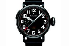 Zenith's Montre D'Aeronef Type 20 GMT Baron Rouge Limited - Watch Marvel