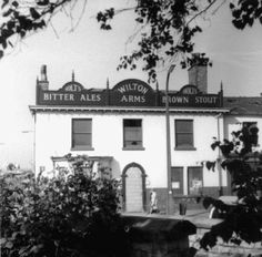 End of Green Street and  Blackburn Street The Wilton Arms