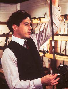 Robert Downey Jr in Chaplin (1992) - my favorite guy in my favorite movie