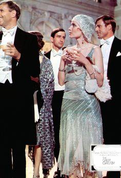 Mia Farrow in The Great Gatsby, 1974