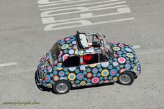 Fiat 500 | car wrap