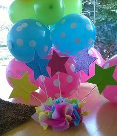 Frozen Birthday Party, Birthday Diy, Unicorn Birthday Parties, Birthday Balloons, Unicorn Party, First Birthday Parties, Balloon Decorations, Birthday Party Decorations, Party Themes