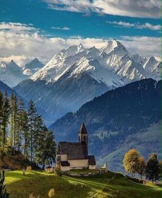 In Falera, Switzerland.