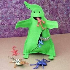 Oogie Boogie love this!