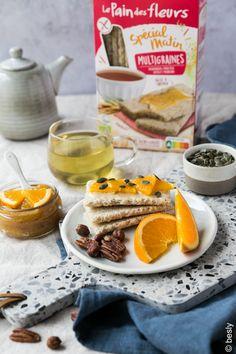 Pour le petit déjeuner, Spécial Matin Multigraines est particulièrement craquant. Epais et généreux, il est aussi riche en texture qu'en saveurs !