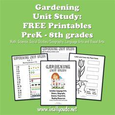 Free Gardening Unit