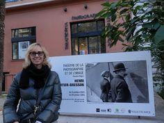 Blog à porter - Il Magazine di Monica Bruna: LE FOTO DI HENRI CARTIER-BRESSON A NIZZA