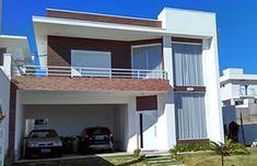 Mansion Designs, Townhouse Designs, Minimalist House Design, Modern House Design, Simple Bungalow House Designs, Small Modern House Plans, Circle House, 2 Storey House Design, Modern House Facades