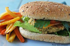 Veggie Burger  http: